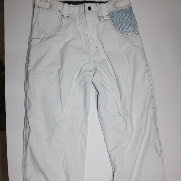 65ae4e339a OAKLEY White Ski Snowboard Pants Women s Size M